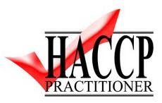 HACCP document.